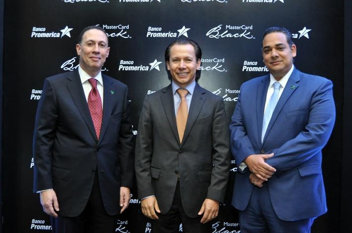 Banco Promerica y Mastercard lanzan nueva tarjeta de crédito Mastercard Black