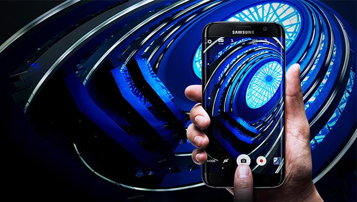 La experiencia fotográfica Galaxy mejora con el S7 y S7 EDGE