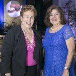 Jacqueline Malagón y Miriam Díaz.