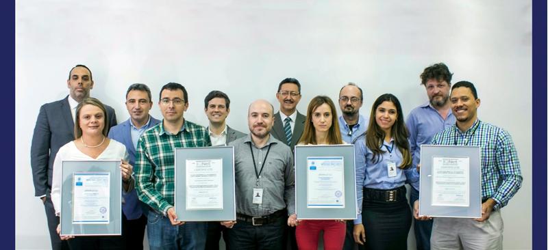 Plater Group recibe certificaciones internacionales de calidad y medio ambiente