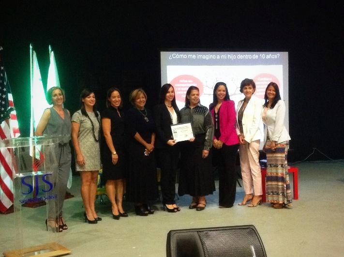 Saint Joseph School, primer centro dominicano en recibir certificación internacional S+ de Calidad Educativa