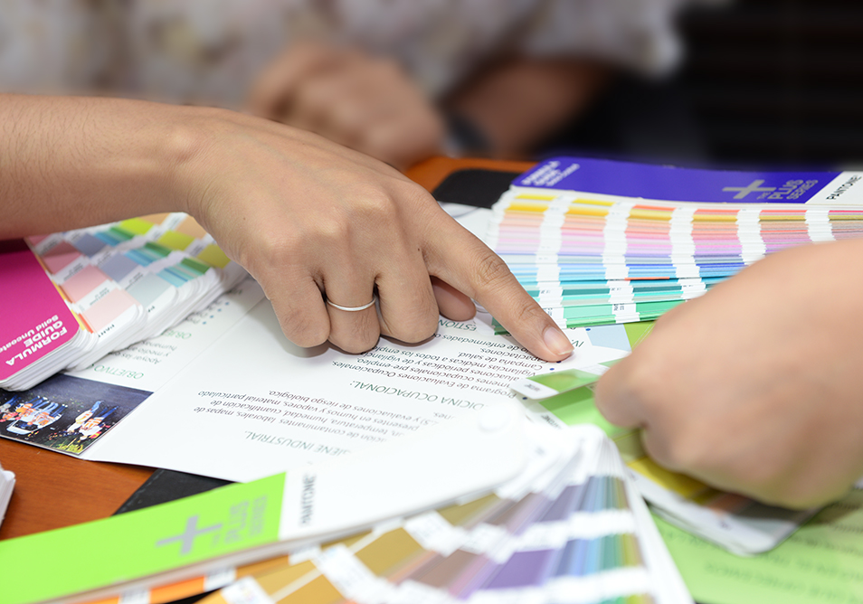 Producción editorial y comunicación gráfica