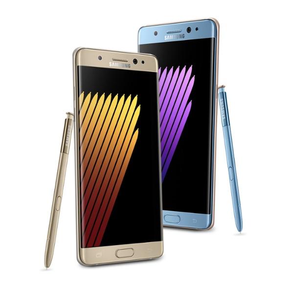 Samsung lanza el nuevo Galaxy Note7 El smartphone inteligente que piensa en grande
