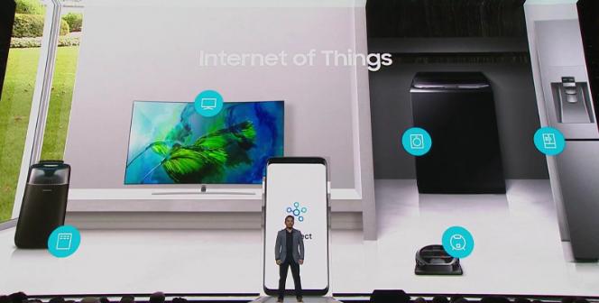 Descubra nuevas posibilidades con Samsung Galaxy S8: Un teléfono inteligente sin límites