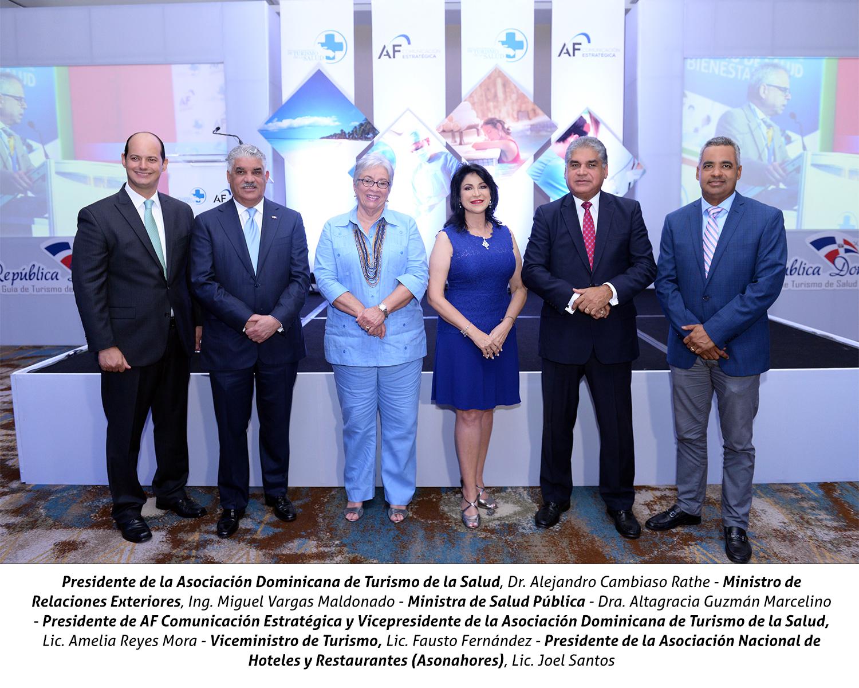 Lanzan segunda edición Guía Turismo de Salud y Bienestar de República Dominicana