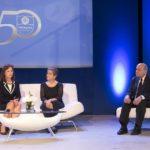 Panelistas: Flora Montealegre, Carmen Cristina Álvarez y Franklyn Holguín Haché