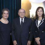 Carmen Cristina Álvarez, Franklyn Holguín Haché y Flora Montealegre