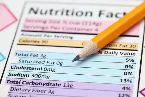 Etiquetados frontales de los alimentos. Importantes para la  salud pública
