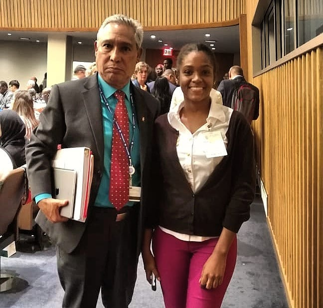 De Jimaní a la sede de las Naciones Unidas en Nueva York