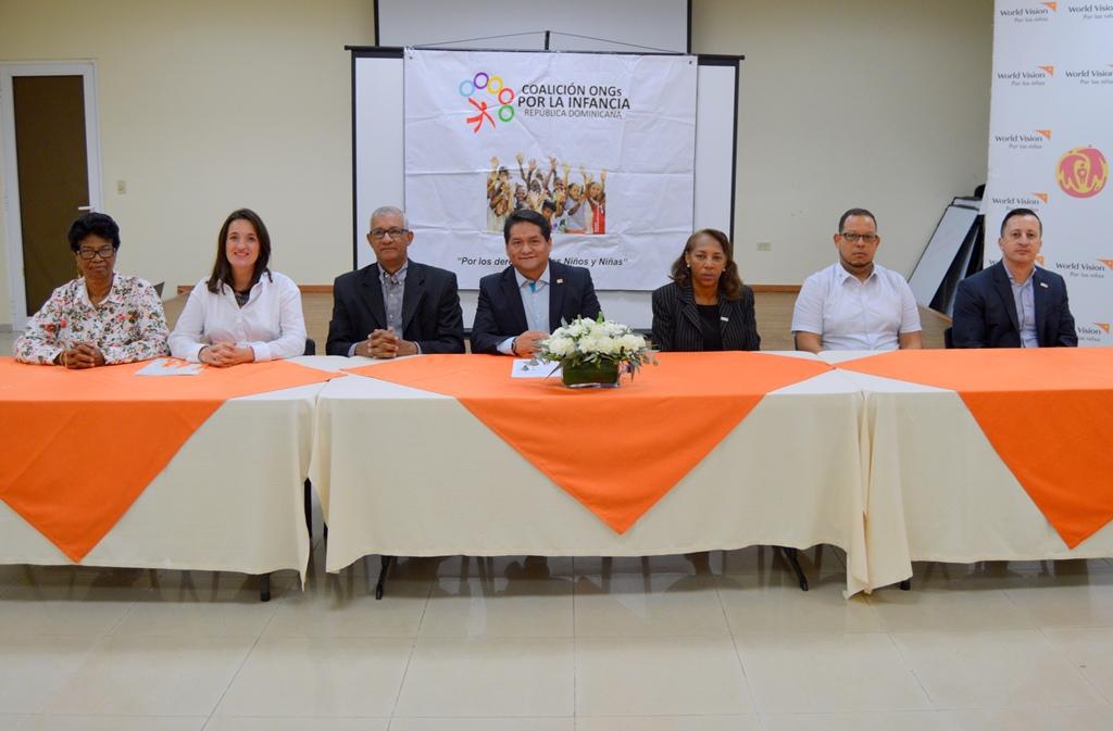 Coalición ONGs por la Infancia promueve el fortalecimiento del Sistema Nacional De Protección Contra la violencia de la niñez