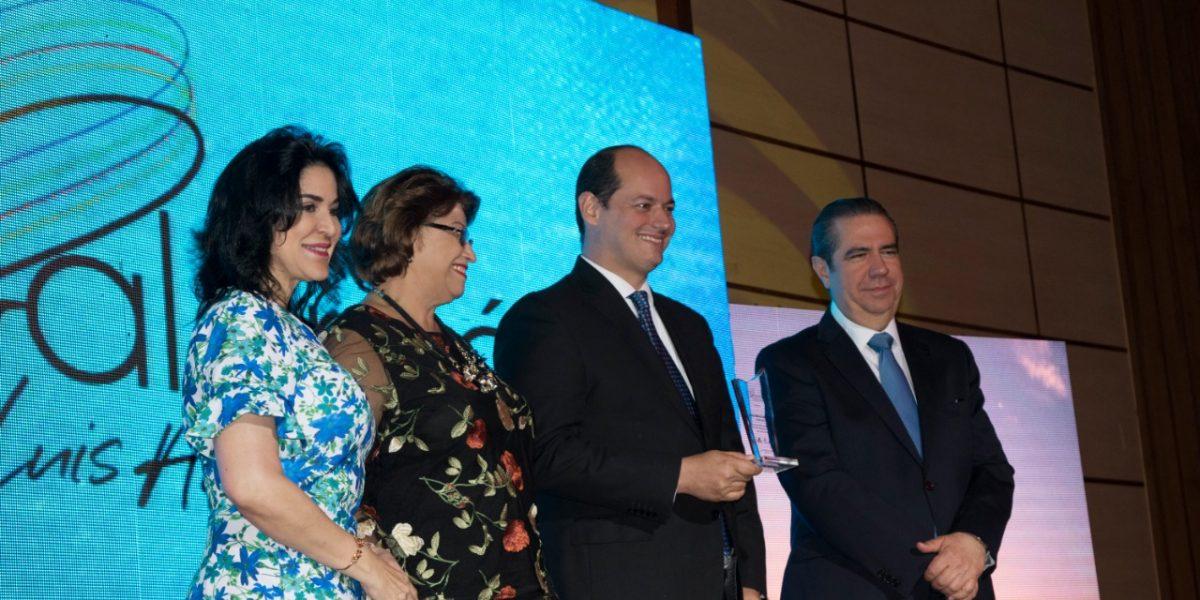 Premiación Galardón Luis Augusto Caminero