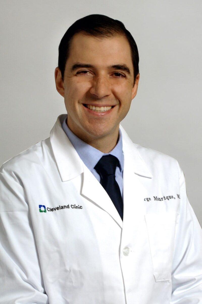 El Programa de Sarcoma está dirigido por el doctor Jorge Manrique