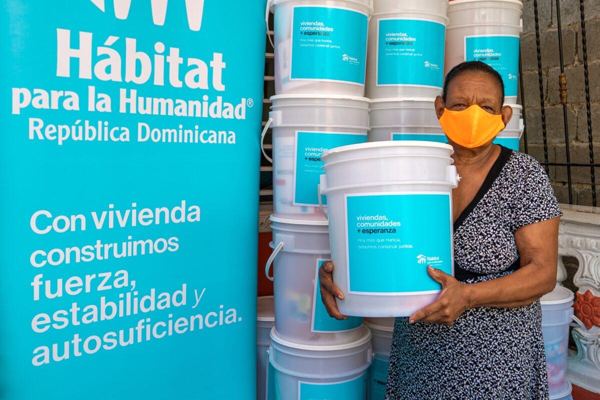 Hábitat Dominicana ha impactado alrededor de 2,050 personas (1)