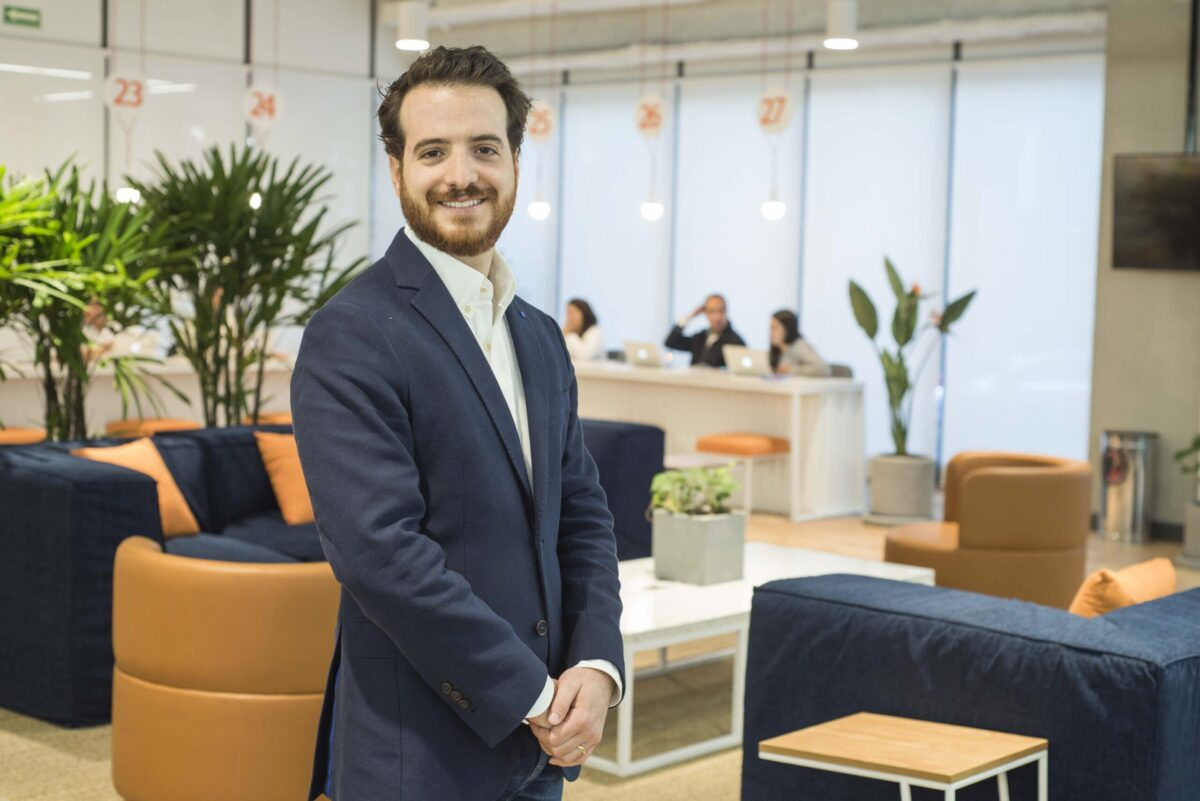 Pablo Mondragón, Director General de DiDi en Centroamérica y Caribe