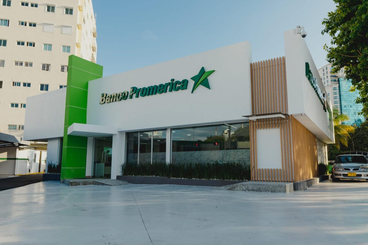 Banco Promerica inaugura nueva sucursal en El Vergel, DN