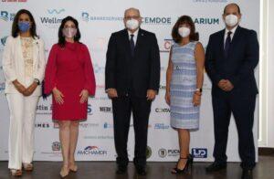 Reconocen al Instituto Espaillat Cabral y el Plan de Asistencia Turismo Seguro en el V Congreso de Turismo de Salud y Bienestar