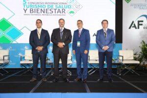 Héctor Sánchez, Luis Alcántara, Rubén Darío y Manuel Sanabia