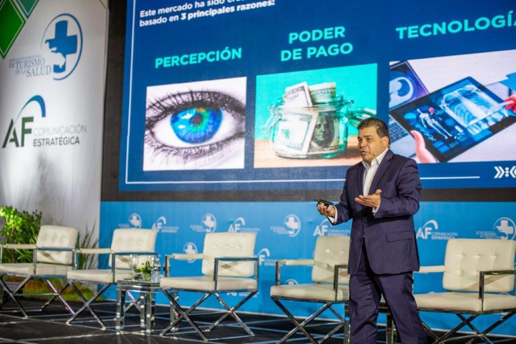 Conferencia Fedor Vidal: Retos de la innovación y transformación digital en salud