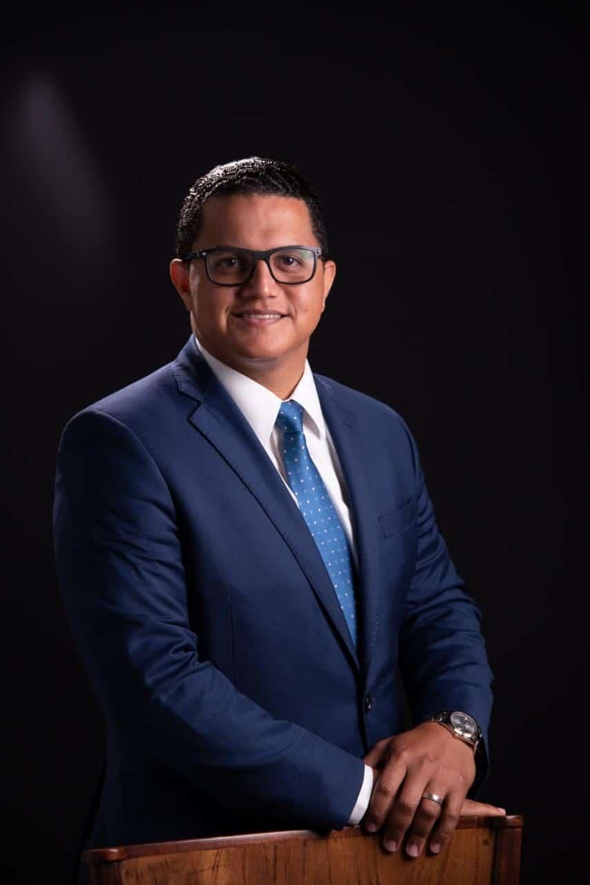 Luis Franco: Paciente de obstrucción intestinal